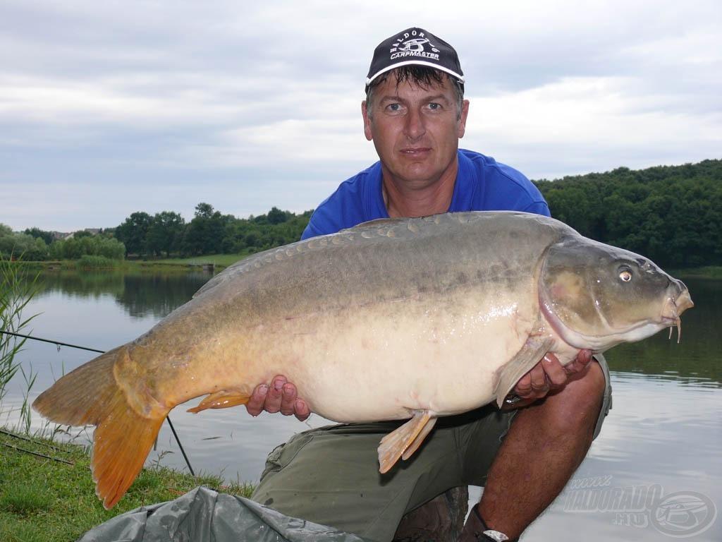 Harsány, 16,34 kg