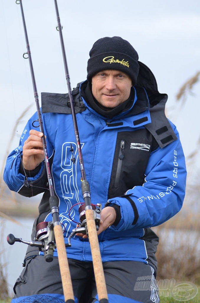 Kedvenc felszereléseim a téli pontyhorgászathoz hangolva