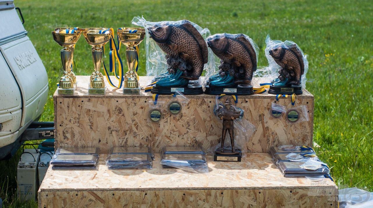 Az idén ezekért a díjakért folyik a harc!