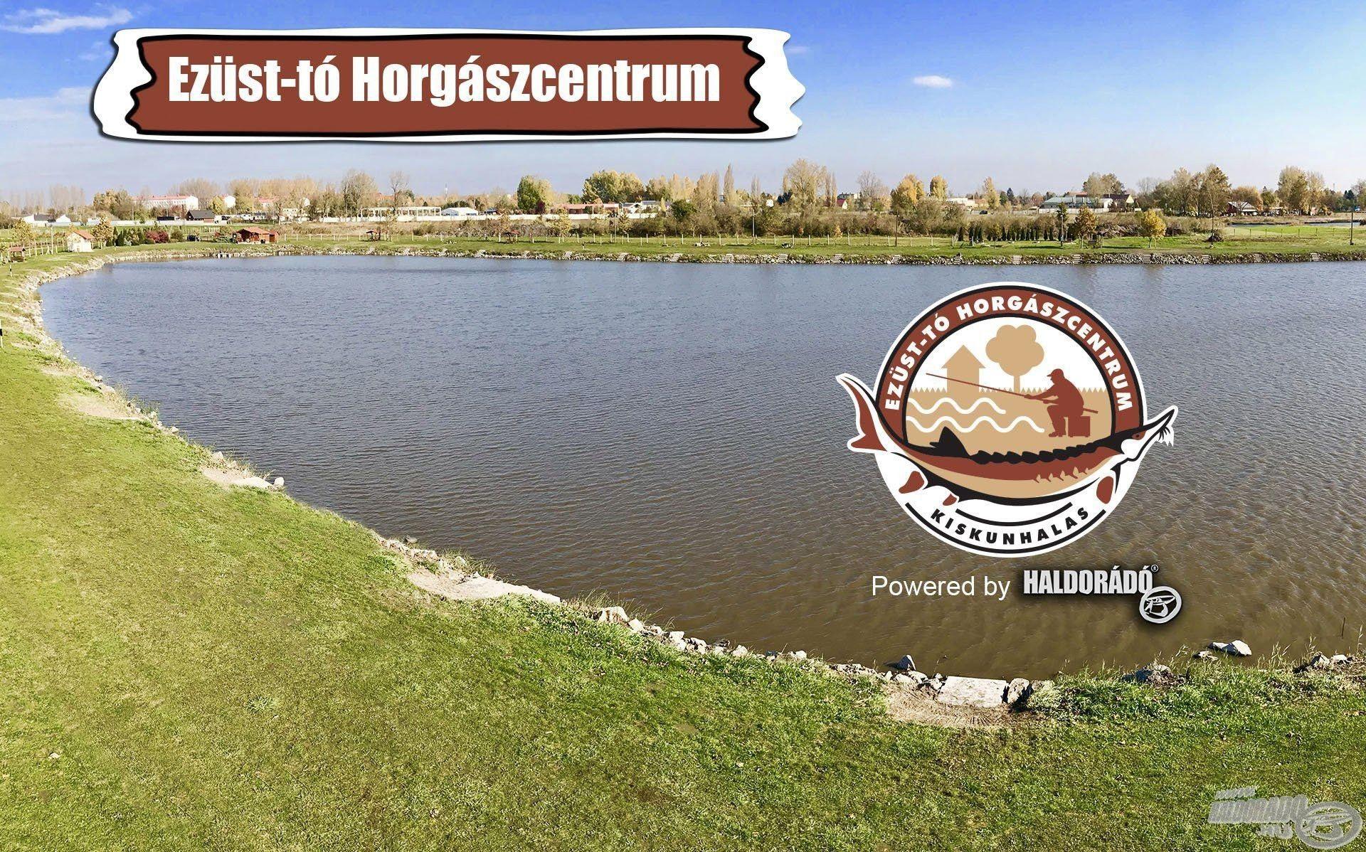 A versenysorozatnak idén is az Ezüst-tó Horgászcentrum ad otthont