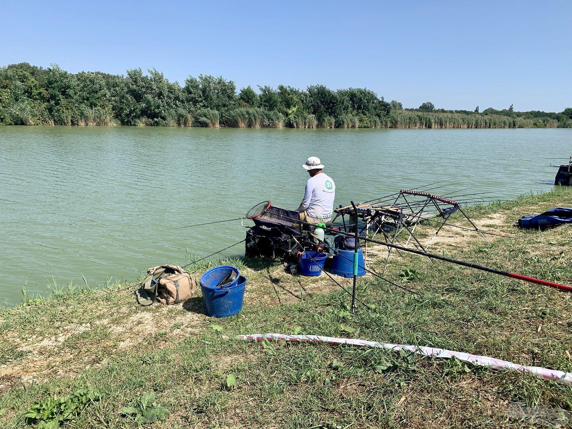 A horgászversenyzés eszközigénye nagy, de nem muszáj mindenből a legdrágábbat beszerezni!