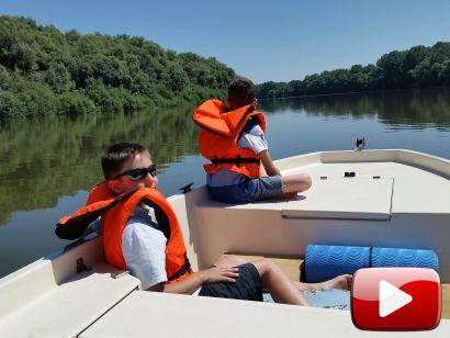 A biztonságos megoldás, avagy horgászélmény csónakból!