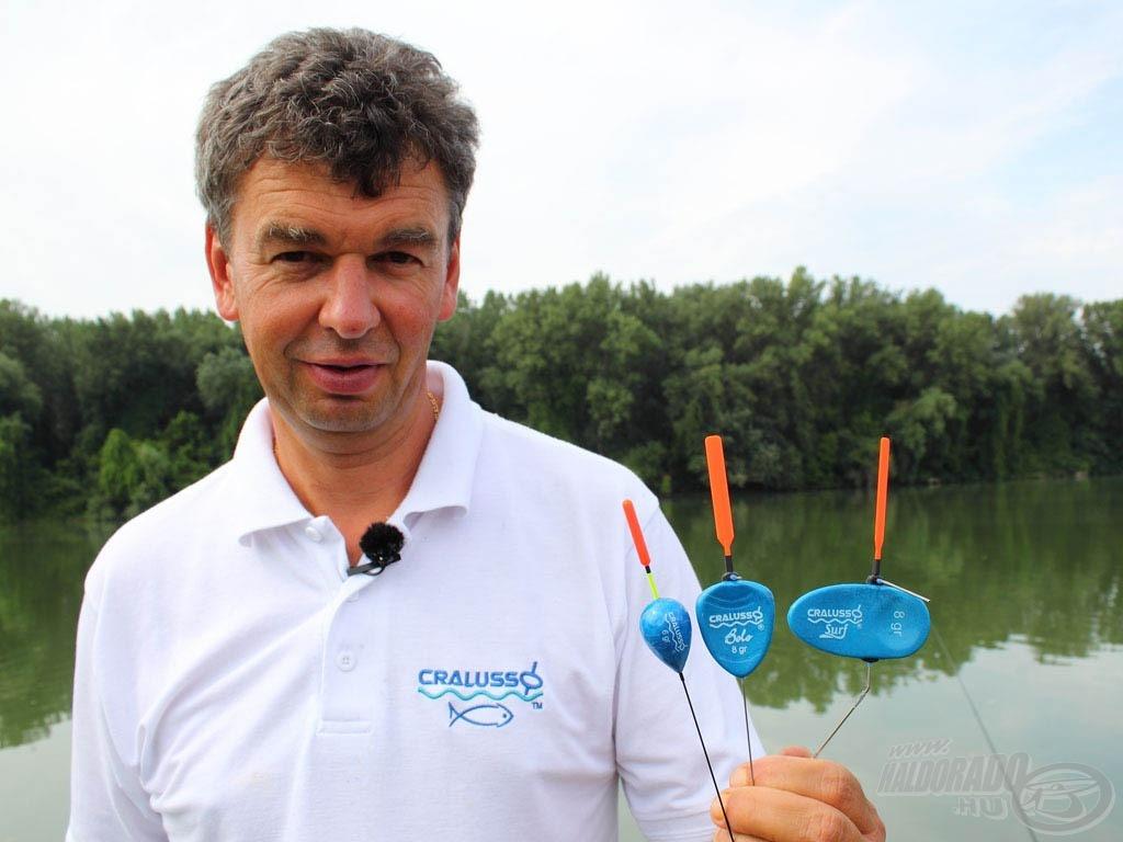Három úszó a folyóinkra Králik Károly ajánlásával!