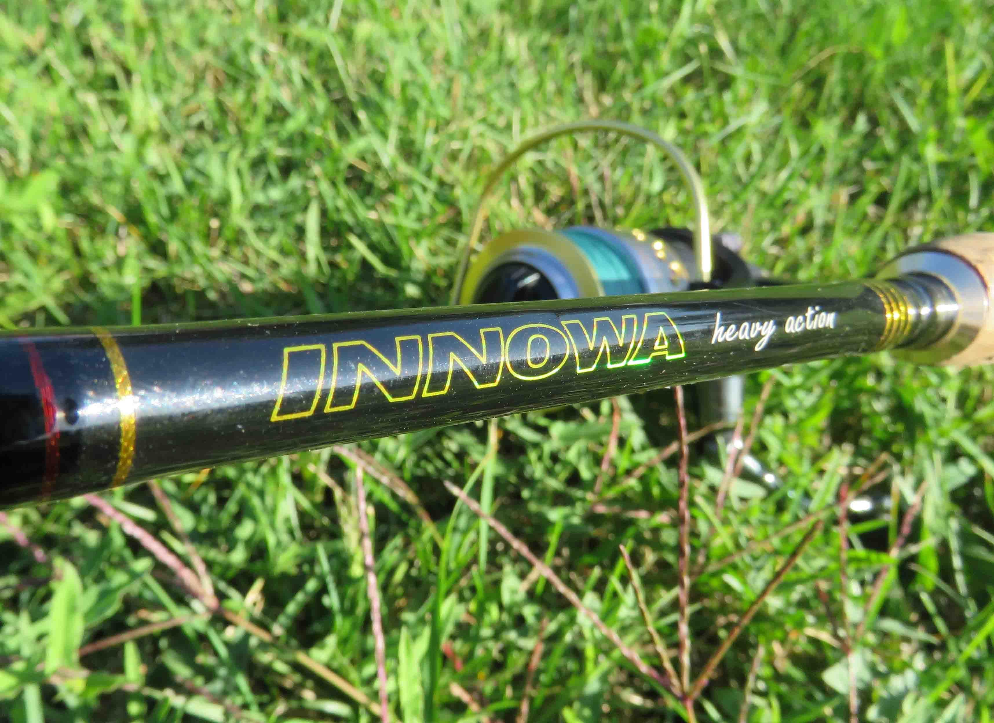 A Nevis Innowa egy univerzális, feszes, erős bot