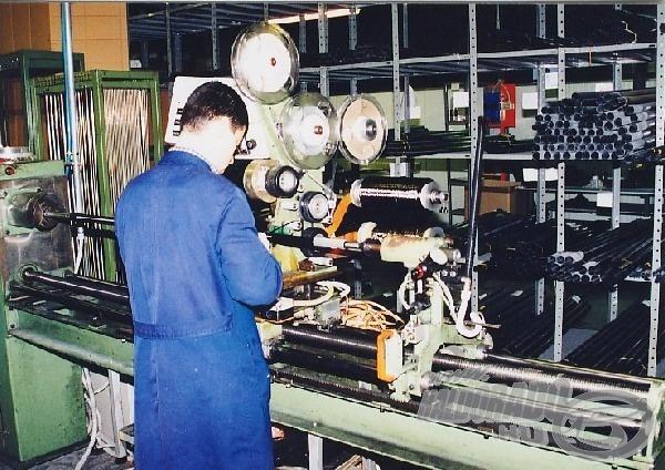 """A botgyártás egy """"titkos"""" mozzanata"""