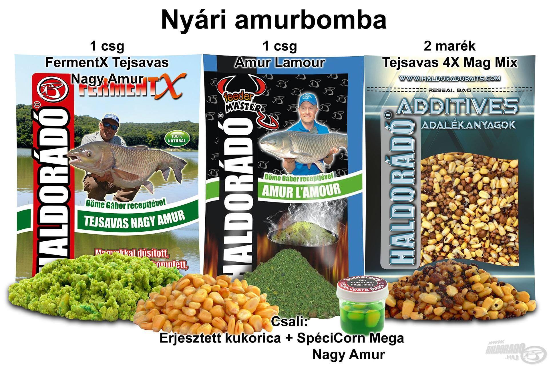 Sokszor bizonyított amuros recept, csupa olyan összetevőből, amit imádnak a növényevő torpedók