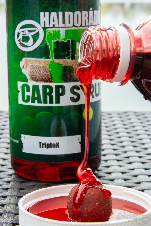 A Syrup segítségével tovább fokozhatjuk a csali hatását