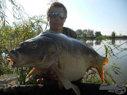 A tó legnagyobb halát akarom!