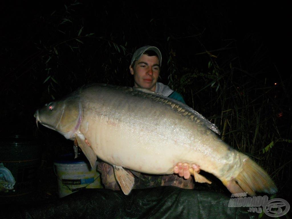 Az utolsó éjszaka legnagyobbja, 18,20 kg Red Armyra