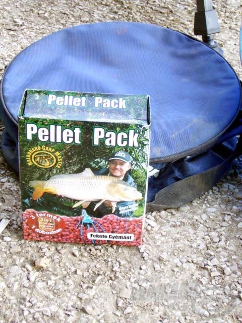 A 2011-es Haldorádó újdonságok közül a Pellet Pack az abszolút favorit