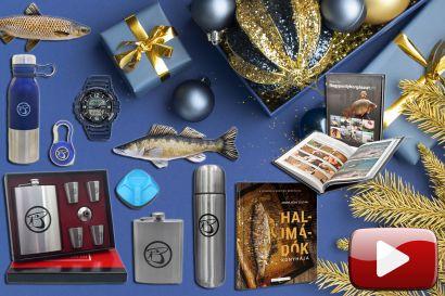 Ajándék ötletek horgászoknak - Azoknak, akik az utolsó pillanatra hagyták a vásárlást