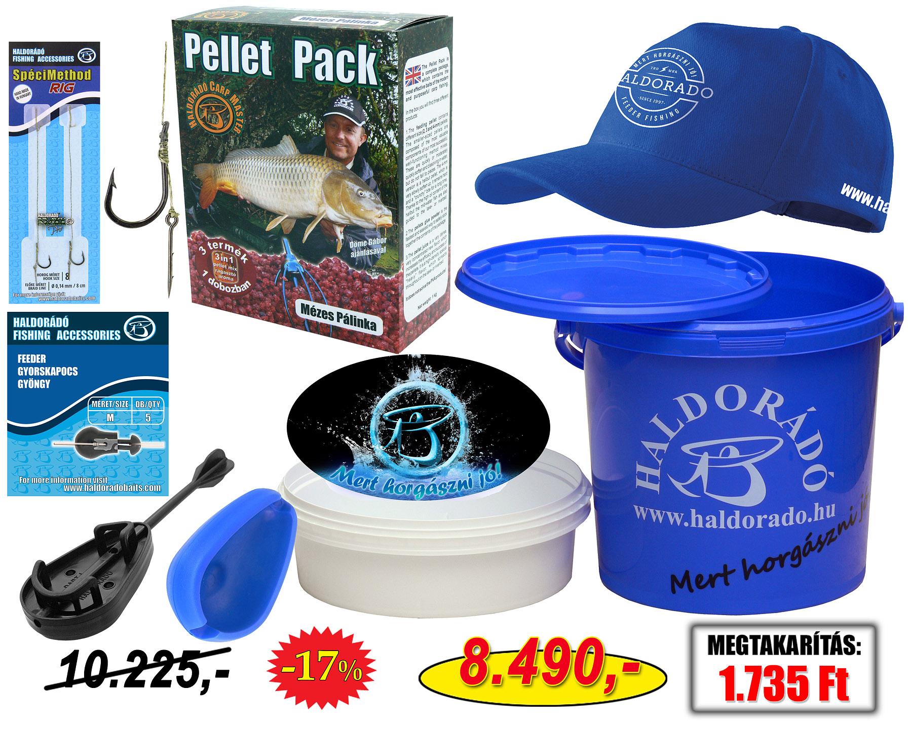 Ezt a csomagot gyermekek, illetve kezdő horgászok megajándékozásához állítottuk össze