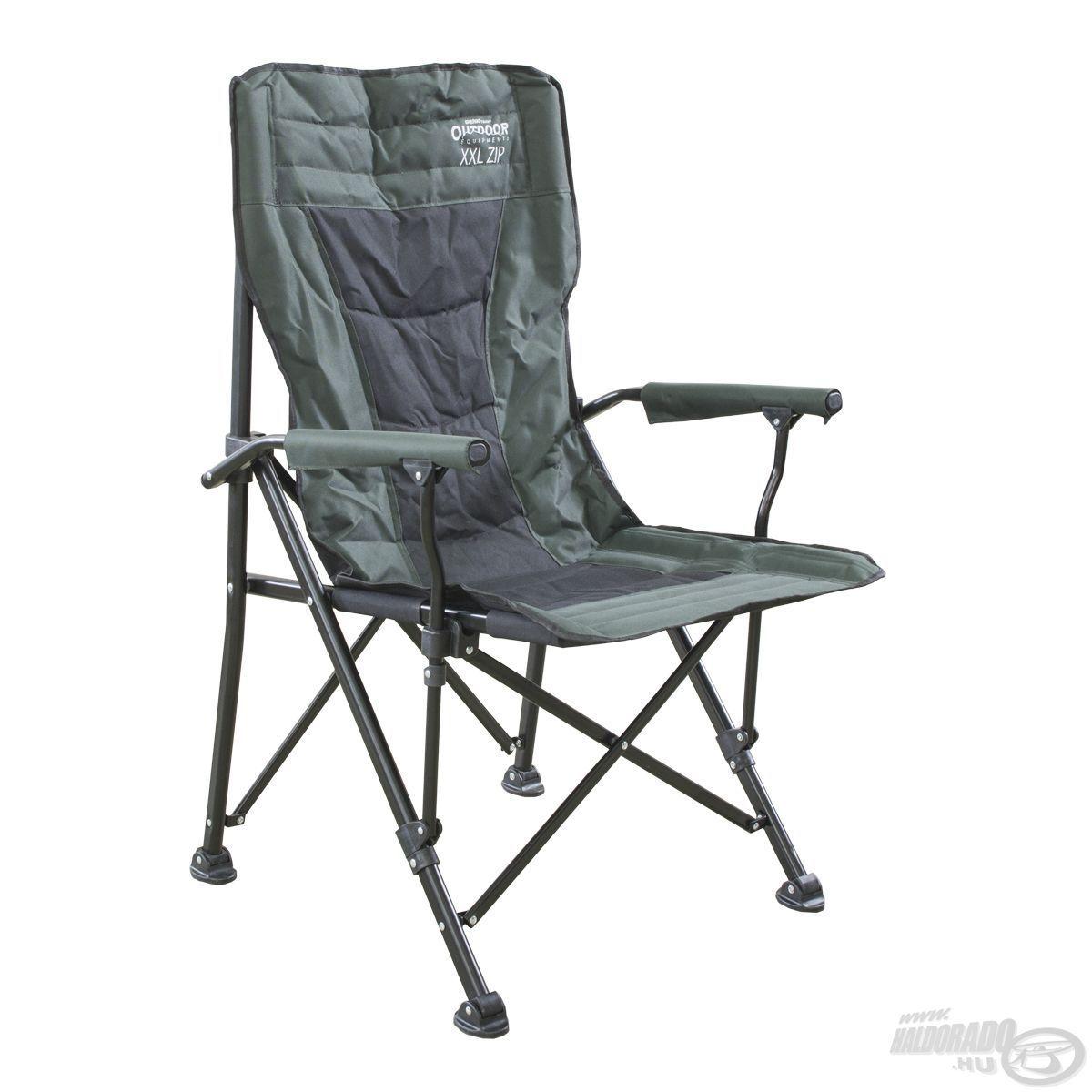 Az XXL Zip szék mellé most ajándékban jár egy 250 cm-es sátras ernyő is