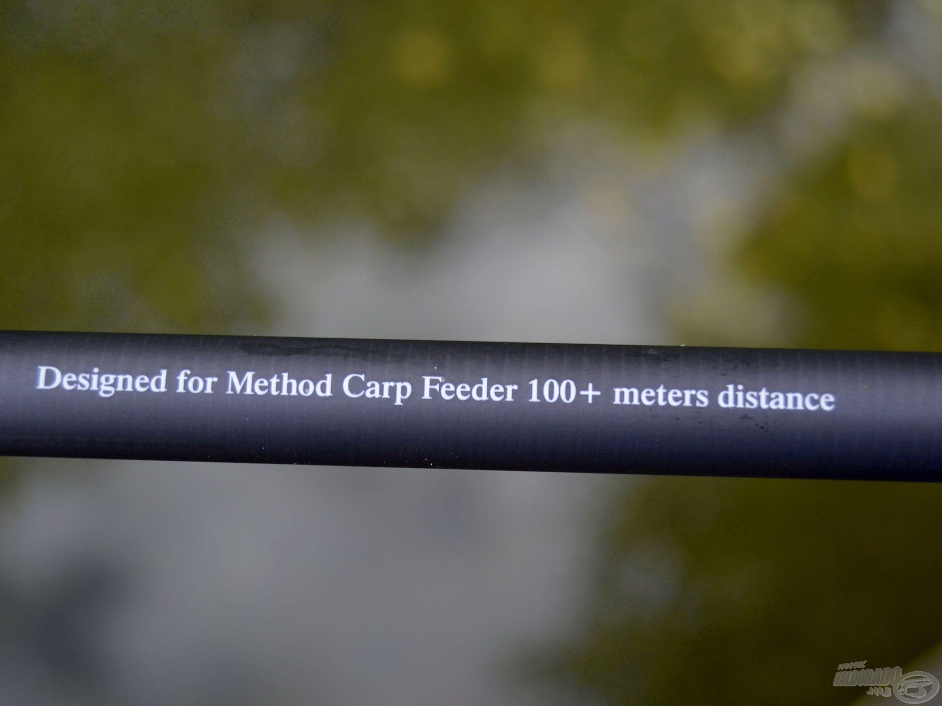 … míg a 420-assal akár a 100 méteres dobás is elérhető