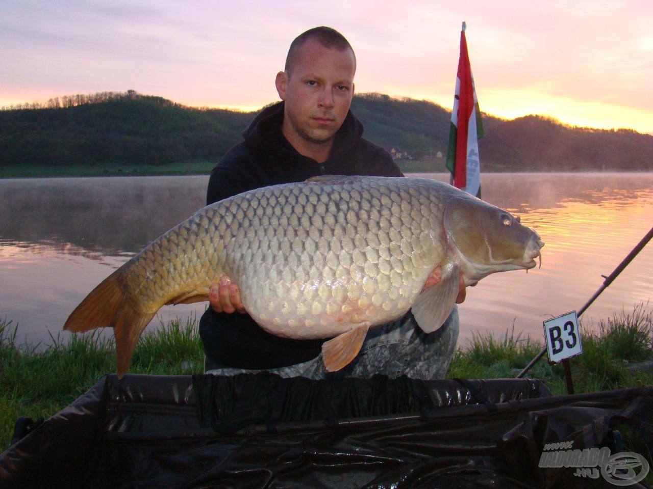 Blöff Carp Team: Hajnali töves