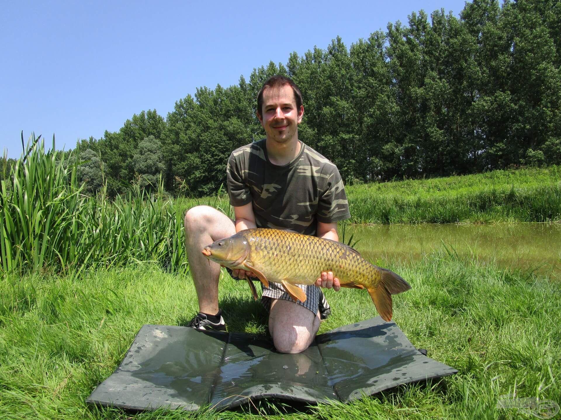 Ezt a horgászatot soha sem fogom elfelejteni!