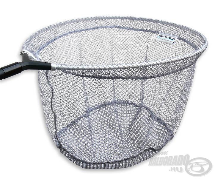 Round net - kör alakú merítő fej