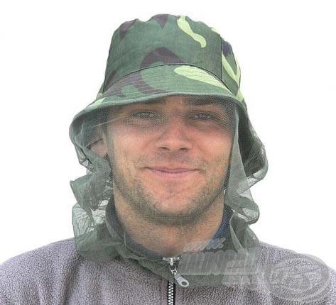 Head net - hálós kalap rovarcsípés ellen