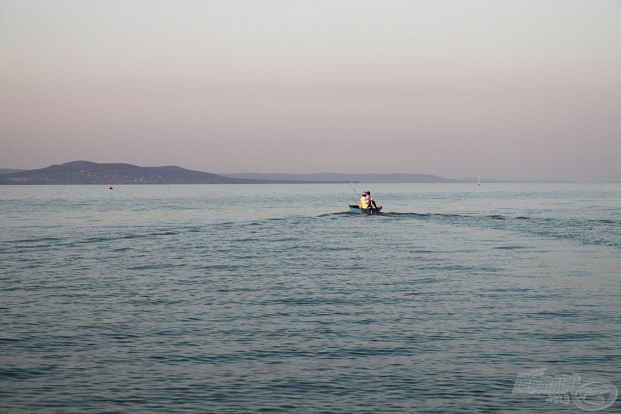 Remek élményekkel és hasznos tapasztalatokkal gazdagodtunk a nappali időszakban, elégedetten hagytuk el eddigi horgászhelyünket