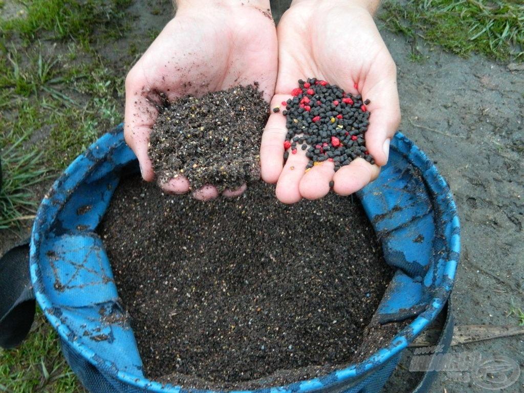 Rostálás után homogén anyagot kapunk, ami a lehűlő vizekben elengedhetetlen