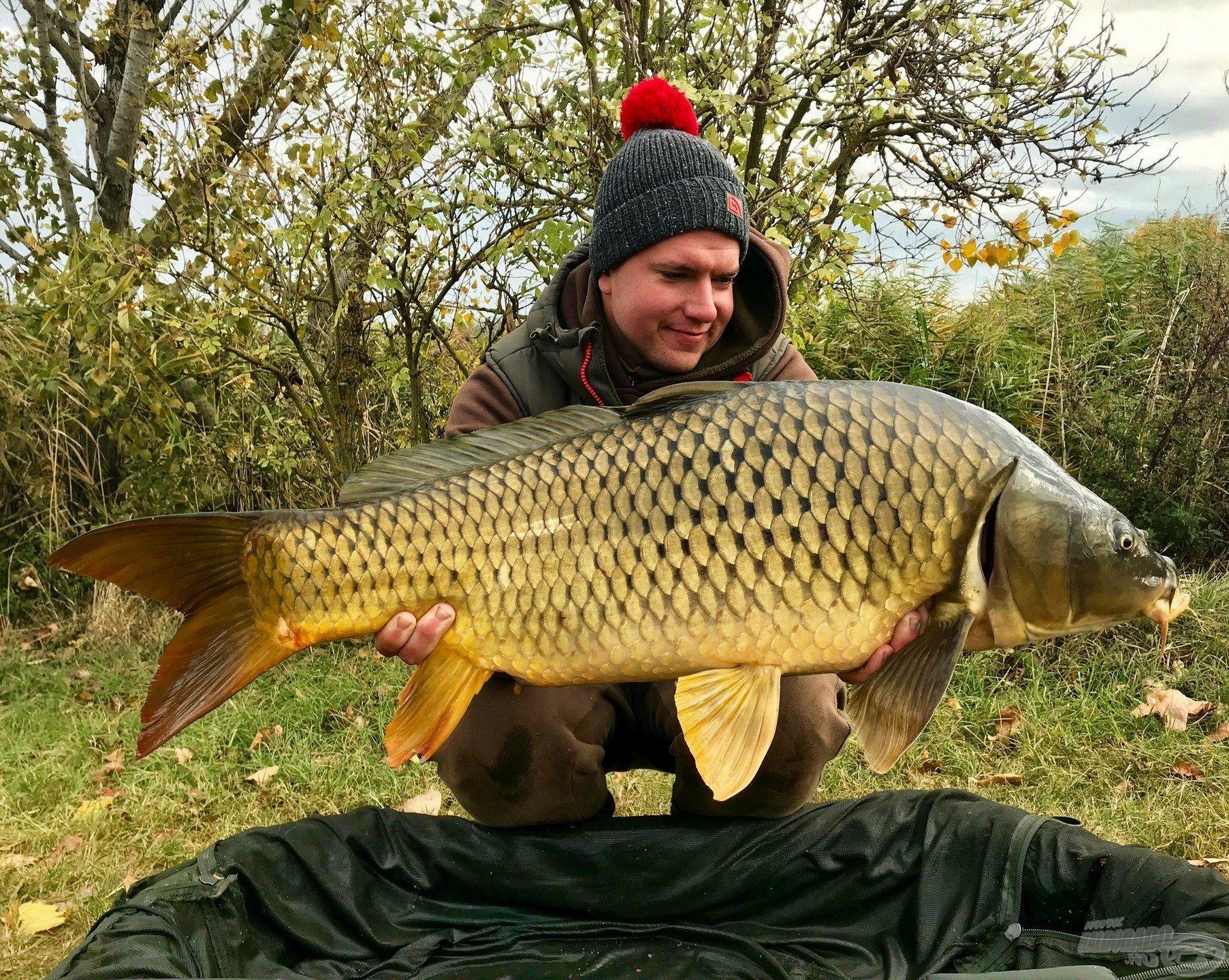 A horgászat legnagyobb pikkelyese