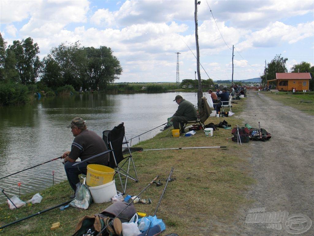 Vállaljuk horgászversenyek rendezését is