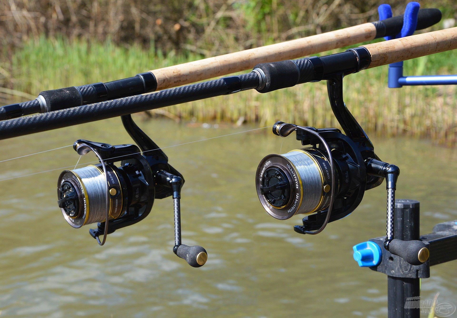 Szerintem nincs olyan horgász, akit ez a látvány hidegen hagy!