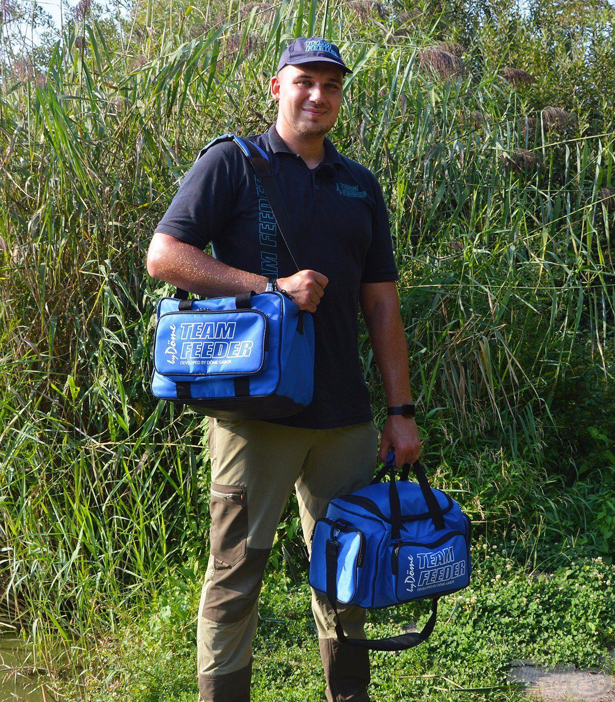 Széleskörű használhatóság és rengeteg praktikus lehetőség jellemzi ezeket a táskákat!