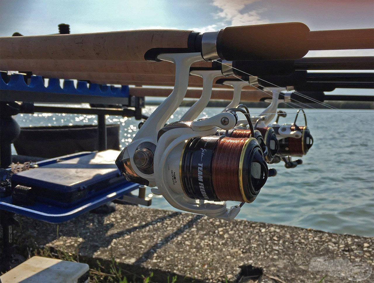A Super Sensitive egy nagyon pontos illesztésű, nagyon könnyű futású, mérnöki precizitással kivitelezett orsó kifejezetten finom és versenyszerű horgászatokhoz