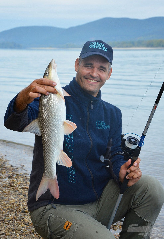 Csodaszép halakat rejt a nagy folyó