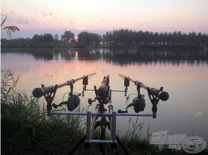 Bojlis kalandok Izsákon 1. rész - Nyári horgászatok