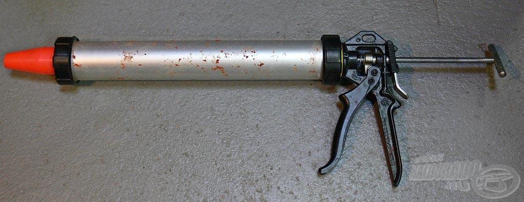 Egy jobb minőségű kinyomó pisztoly jelentősen megkönnyítheti munkátokat…