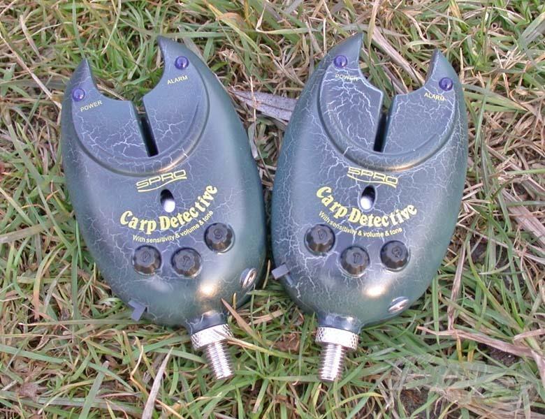 A SPRO Carp Detective 2006 óta az egyik legkeresettebb és legsikeresebb 3 gombos kapásjelző. Hangszíne és hangereje mellett érzékenysége is állítható!