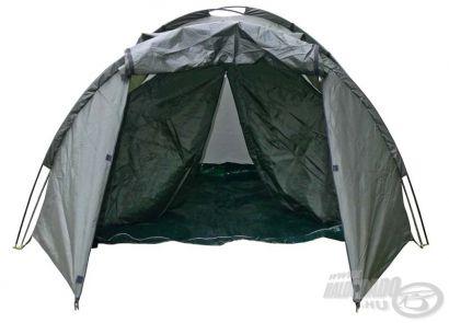 Bojlis Suli 9. - Bojlis horgászat felszerelései - Sátrak, ágyak, kényelmi felszerelések