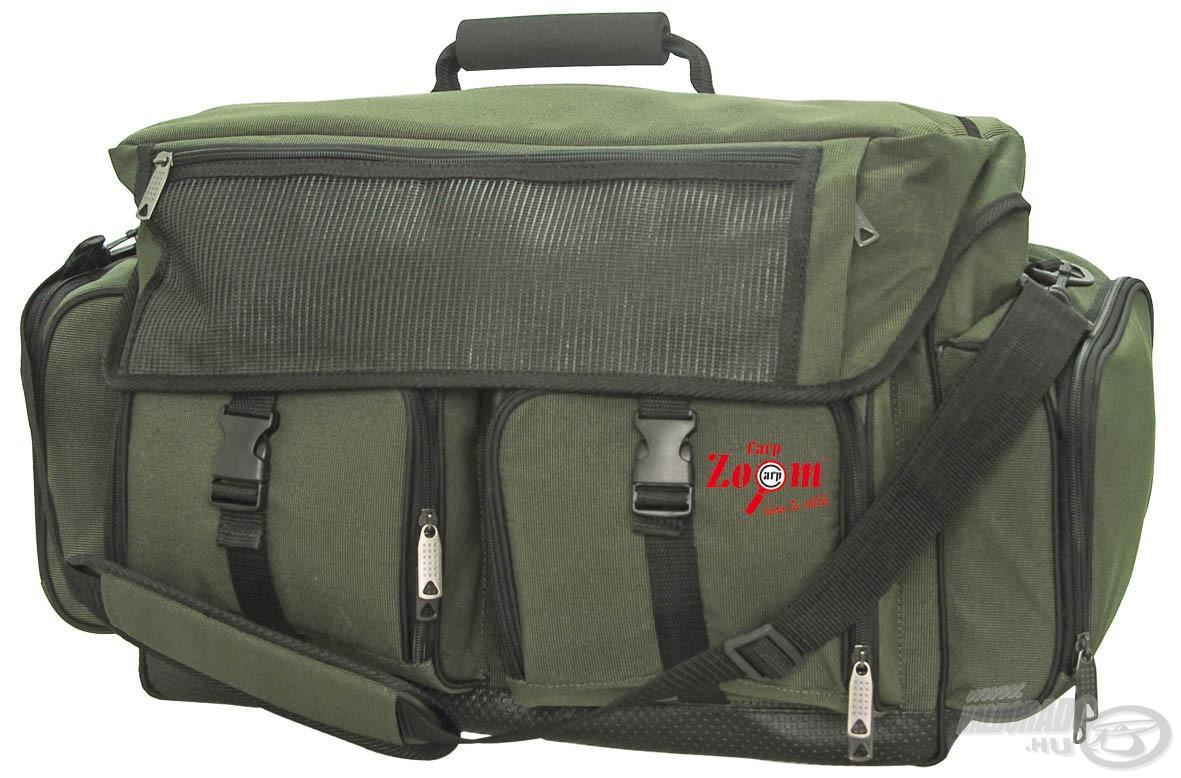 Ez a táska azoknak készült, akik mindent szeretnek magukkal vinni a vízpartra