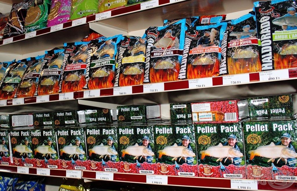 Az 2011-es év slágere, a Pellet Pack használata is bemutatásra kerül