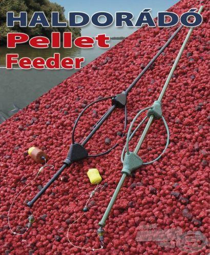 Döme praktikák 6. rész - Fogós feeder végszerelékeim I.