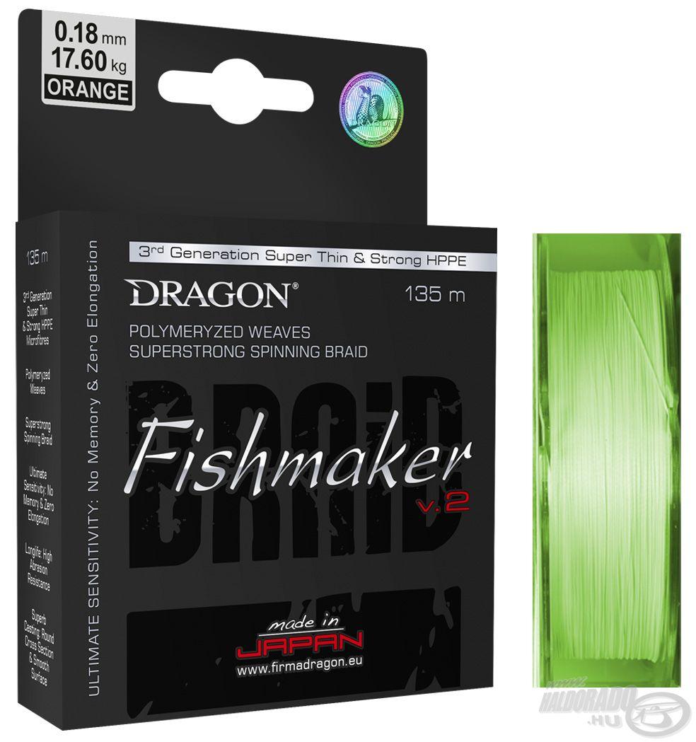 Dragon Fishmaker V.2 Fluo Green