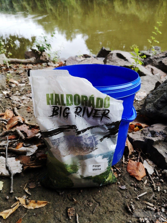 A Dunára kifejlesztett Big River etetőanyag a Maroson is nagyon bevált, főleg darabos szemcséi és nagyon jó ragasztóképessége miatt szerettem meg