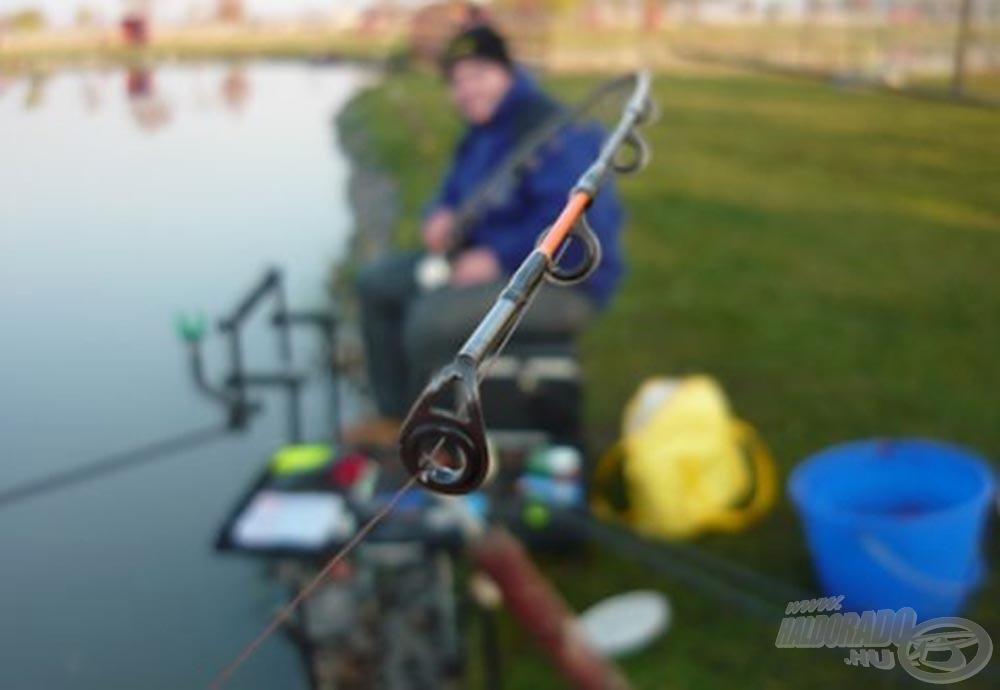 Boldog új évet kívánok minden horgász és nem horgász társamnak egyaránt!