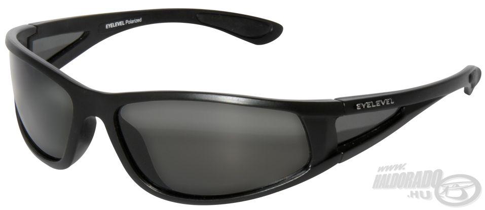 A Striker szemüvegen található oldalt is lencse, melynek lényege, hogy látómezőnk perifériáját sem veszítjük el, miközben a szemüveg zártsága megmarad