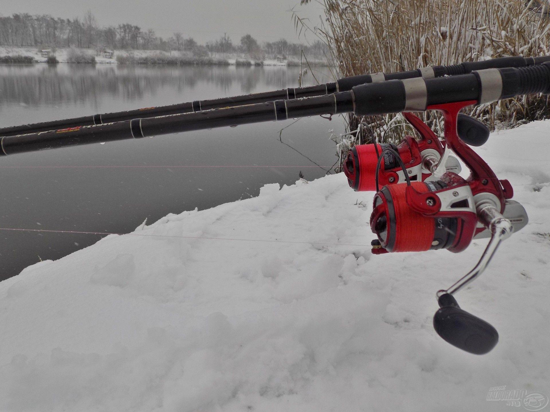 """By Döme felszereléseim ismét remekül állták a """"havat"""", az év bármely időszakában, időjárástól függetlenül hibátlanul teszik a dolgukat!"""