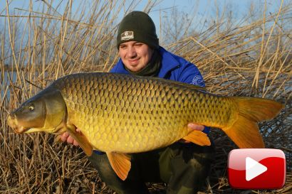 Feederbottal a Préri Horgásztavon – Tavaszköszöntő pontyok