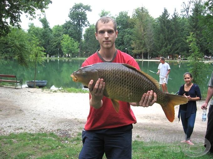 Életem legnagyobb hala!