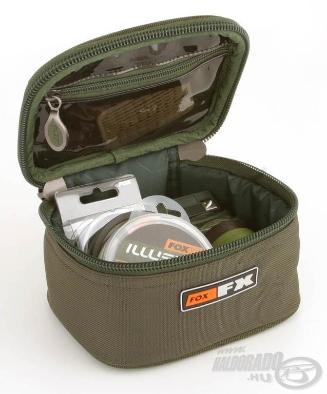 FOX FX aprócikk táska kicsi mérete: 15 x 12 x 9,5 cm