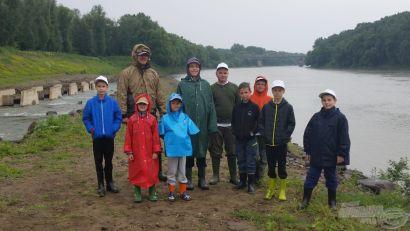 Haldorádó Matula Horgásztábor élménybeszámoló 1. rész - Kérészrajzás és hal mozi a hallépcsőbenTisza-tó; Sarud - az Élményfalu