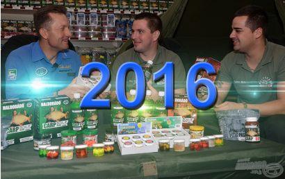 Haldorádó új termékek 2016