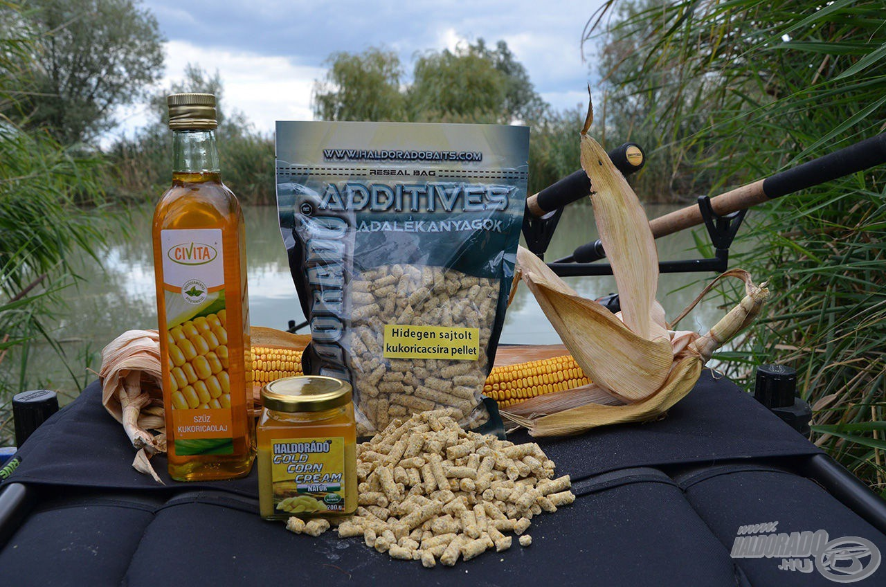 A kukorica alapú csalogatóanyagok reneszánszukat élik