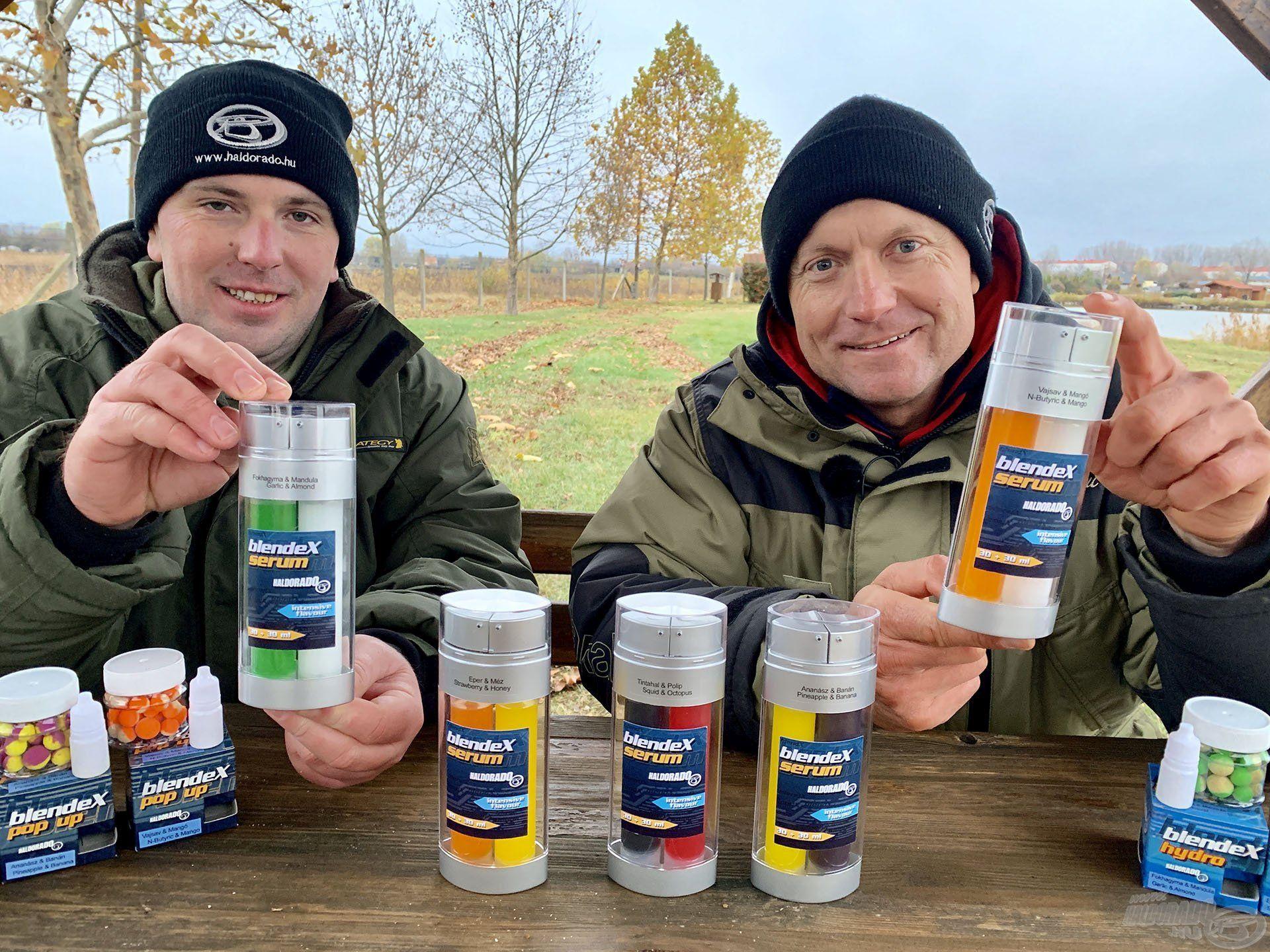 A BlendeX Serum a céltudatos nagyponty-horgászathoz és a feederezéshez is kiváló