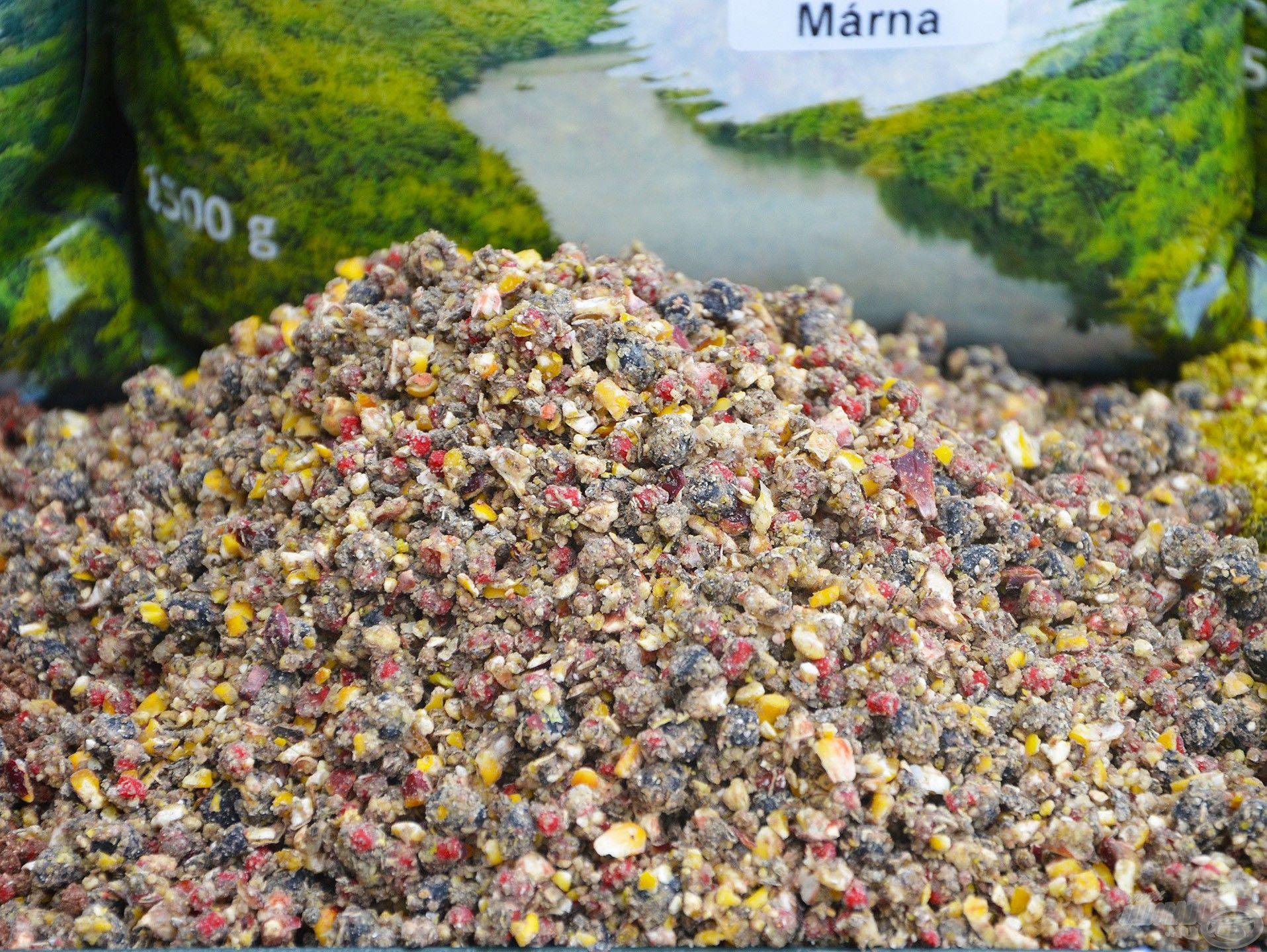 """A """"Fürge Márna"""" bővelkedik minden olyan összetevőben, amely felkeltheti és fenn is tartja folyóvizeink legfürgébb halának figyelmét"""